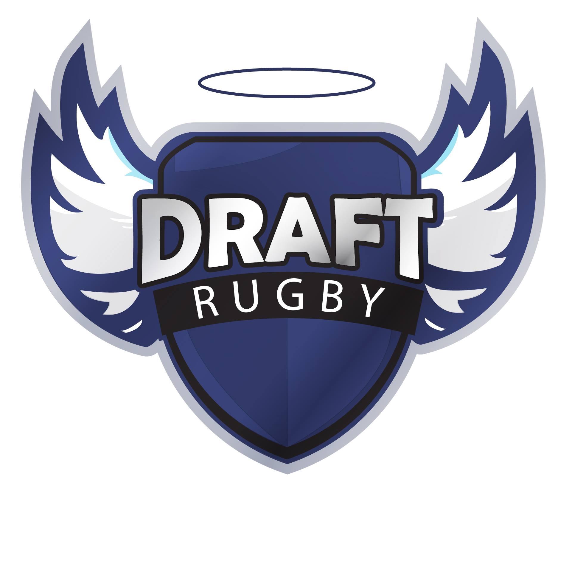Draft Rugby Logo